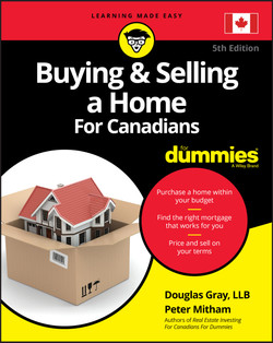 Buying and Selling a Home For Canadians For Dummies, 5th Edition