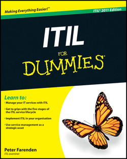 ITIL For Dummies, 2011 Edition