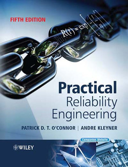 Practical Reliability Engineering, 5th Edition