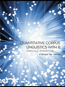 Quantitative Corpus Linguistics with R