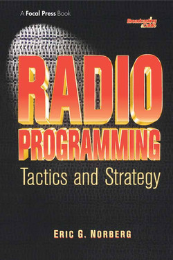 Radio Programming: Tactics and Strategy