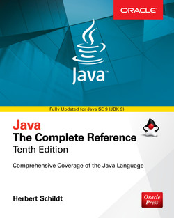 Java: The Complete Reference, 10th Edition