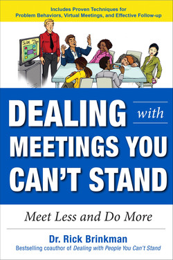 Dealing with Meetings You Can't Stand: Meet Less and Do More (Audio Book)
