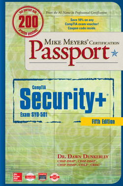 Mike Meyers' CompTIA Security+ Certification Passport, Fifth Edition (Exam SY0-501), 5th Edition