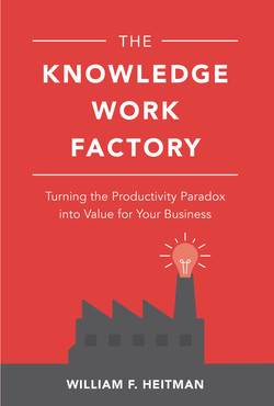 The Knowledge Work Factory: Turning the Productivity Paradox into Value for Your Business (Audio Book)