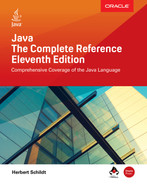 Cover image for Java: The Complete Reference, Eleventh Edition, 11th Edition