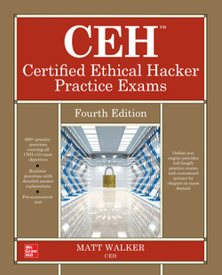 CEH Certified Ethical Hacker Practice Exams, Fourth Edition, 4th Edition