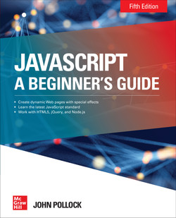 JavaScript: A Beginner's Guide, Fifth Edition, 5th Edition