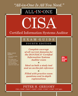 CISA Certified Information Systems Auditor All-in-One Exam Guide, Fourth Edition, 4th Edition