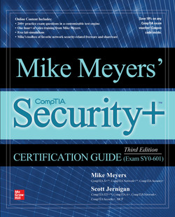 Mike Meyers' CompTIA Security+ Certification Guide, Third Edition (Exam SY0-601), 3rd Edition