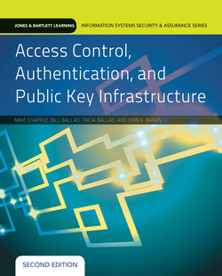Access Control, Authentication, and Public Key Infrastructure, 2nd Edition
