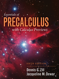 Essentials of Precalculus with Calculus Previews, 6th Edition