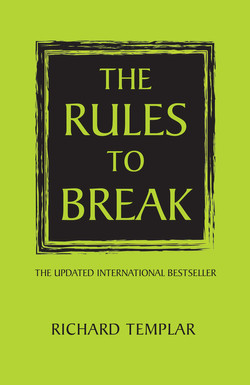 The Rules to Break, 2nd Edition