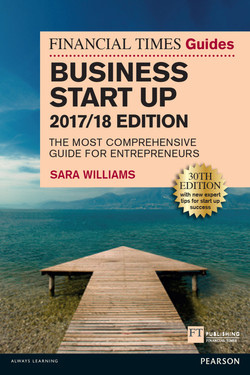 The Financial Times Guide to Business Start Up 2017/18, 30th Edition