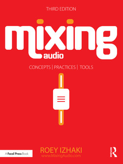 Mixing Audio, 3rd Edition