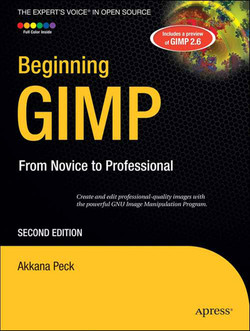 Beginning GIMP: From Novice to Professional, Second Edition