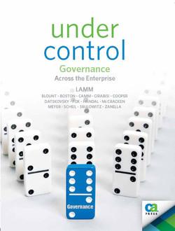 Under Control: Governance Across the Enterprise