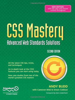 CSS Mastery: Advanced Web Standards Solutions