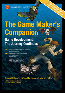 The Game Maker's Companion: Game Development: The Journey Continues
