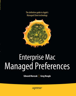 Enterprise Mac Managed Preferences