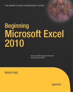Beginning Microsoft Excel 2010