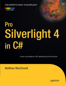 Pro Silverlight 4 in C#