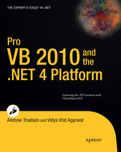 Pro VB 2010 and the .NET 4 Platform