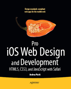Pro iOS Web Design and Development: HTML5, CSS3, and JavaScript
