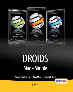 Droids Made Simple: For the Droid, Droid X, Droid 2, and Droid 2 Global