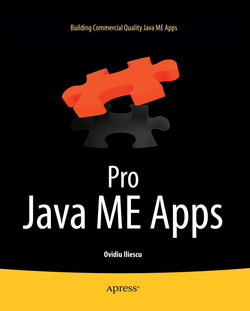 Pro Java ME Apps