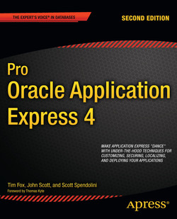 Pro Oracle Application Express 4, Second Edition