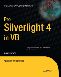 Pro Silverlight 4 in VB, Third Edition