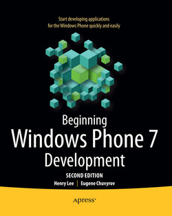 Beginning Windows Phone 7 Development, Second Edition