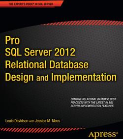 Pro SQL Server 2012 Relational Database Design and Implementation