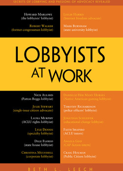 Lobbyists at Work