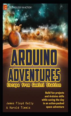 Arduino Adventures: Escape from Gemini Station