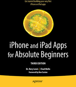 iPhone and iPad Apps for Absolute Beginners, Third Edition