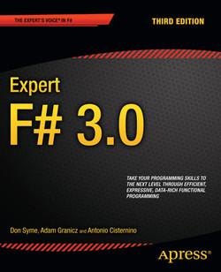Expert F# 3.0, Third Edition