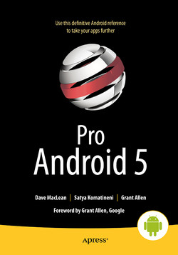 Pro Android 5, Fifth Edition