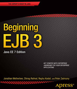 Beginning EJB 3: Java EE 7 Edition