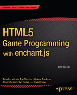HTML5 Game Programming with enchant.js