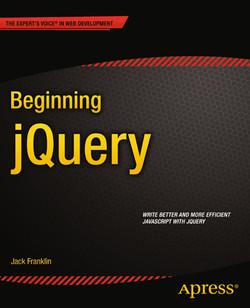 Beginning jQuery
