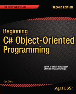 Beginning C# Object-Oriented Programming, Second Edition