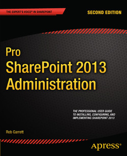 Pro SharePoint 2013 Administration, Second Edition