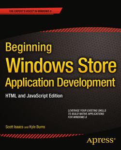 Beginning Windows Store Application Development–HTML and JavaScript Edition