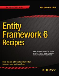 Entity Framework 6 Recipes, Second Edition