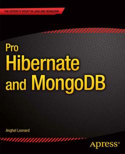 Pro Hibernate and MongoDB