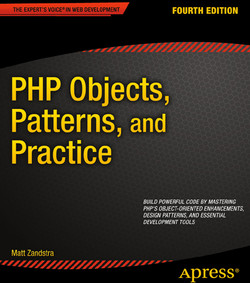 PHP Objects, Patterns, and Practice, Fourth Edition