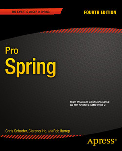 Pro Spring,Fourth Edition