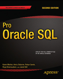 Pro Oracle SQL, Second Edition